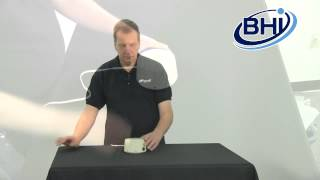 Marpac Dohm DS Dual Speed White Noise Machine Review and Demonstration