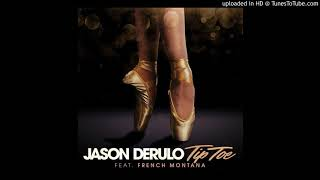 Jason Derulo-Tip Toe(Ft.French Montana)(Instrumental)W/LYRICS IN DESCRIPTION