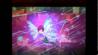 Winx sirenix 2D & 3D mix! greek