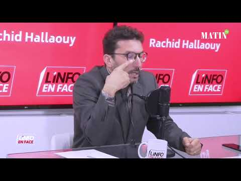 Video : L'Info en Face avec Abdennabi Aboulaarab