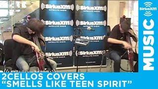 "2CELLOS - ""Smells Like Teen Spirit"" Nirvana Cover // SiriusXM // Pops"