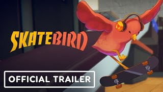 SkateBIRD Shreds Onto Nintendo Switch This August