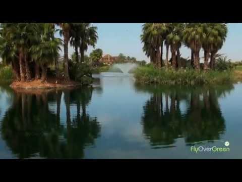 FlyOverGreen – Video Aerienne   Palmeraie Golf Club