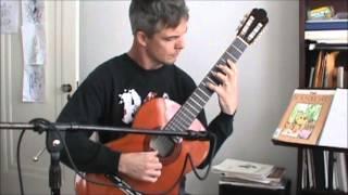 The Incredible Hulk theme  - guitar