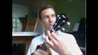 How to hold a ukulele - the stuff they don't tell you