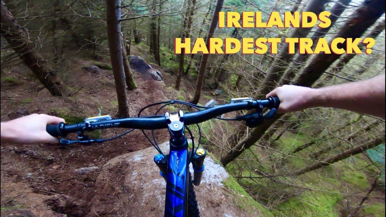 "Is this The Hardest Mountain Bike Track In Ireland?/ Full Run Down ""Gnarly Park"""
