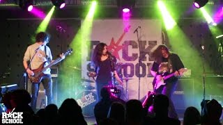 I Bet You Look Good On The Dance Floor - Rockschool LIVE - 12.03.2017