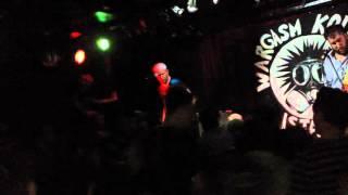 Kleine Schweine - Boom! Shake The Romania. Live at Peyote, Istanbul. 30th October 2015