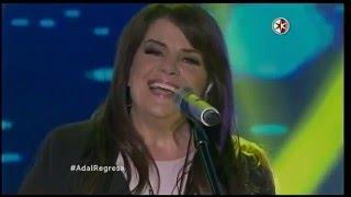 Pandora en Adal El Show - Popurrí Como Te Va Mi Amor, Sin El, Cosas Que Nunca Te Dije