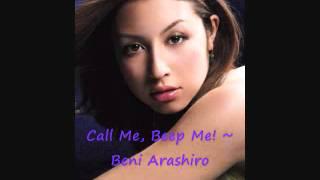Call Me, Beep Me!  ~ Beni Arashiro