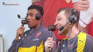 Mesut Ozil & Alex Iwobi   UnClassic Commentary