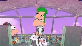 Phineas e Ferb - Pelicano de Papel PT-PT (Big Ginormous Airplane)