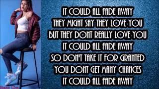Toni Romiti - Fade Away (Lyrics)