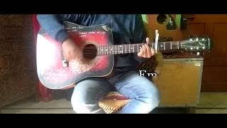 """Mere Naam Tu Full Song""/""Zero Movie""/Easy Guitar Chords/Full Lesson/Tutorial/Guitar Cover/ShahRukh"