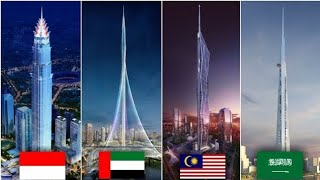 🔥 Top 10 Future Tallest Building in World 2020+ 🌍
