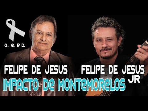 Felipe de jesus jr se queda a cargo del gpo Impacto de Montemorelos después de la muerte de su papá