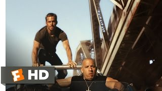 Fast Five (2/10) Movie CLIP - Over the Cliff (2011) HD