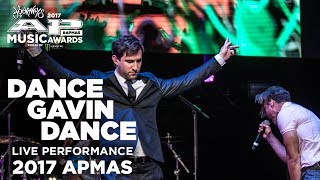 "APMAs 2017 Performance: DANCE GAVIN DANCE perform ""BETRAYED BY THE GAME"""