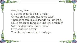 Juanes - Yerbatero Lyrics