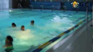 Megahidrocycling na piscina dos BV Esmoriz
