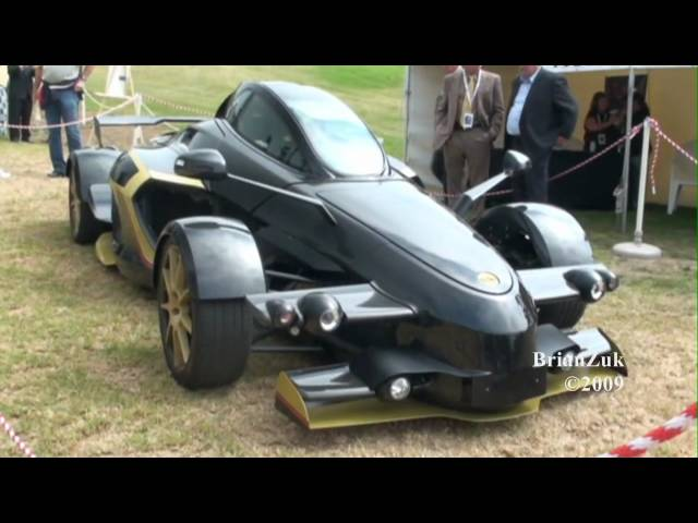 Advanced Design Tramontana R