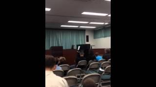Kora recital December
