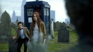 Doctor Who Unreleased Music | The Angels Take Manhattan | Amelia's Last Farewell