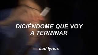 XXXTENTACION - save me // español