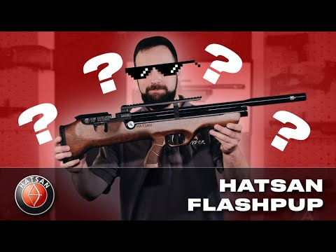 Video: Pyramyd Insyder Review of the Hatsan Flashpup! | Pyramyd Air