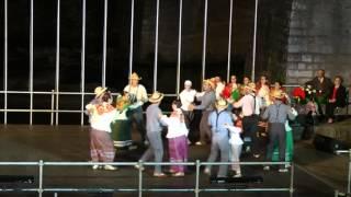 Portuguese folk dance from Azores: Chamarrita do Pico