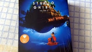 Coleção Studio Ghibli - Volume 2 (Blu Ray)