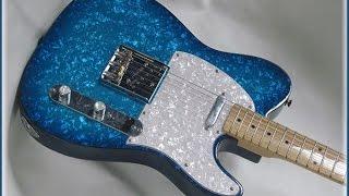 Dillion Guitars USA By Scott Grove