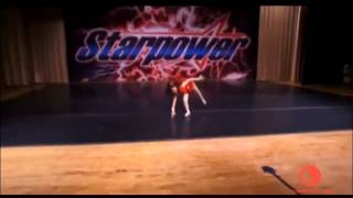 Dance Moms Nia Performs (Laquifa - Working girl)