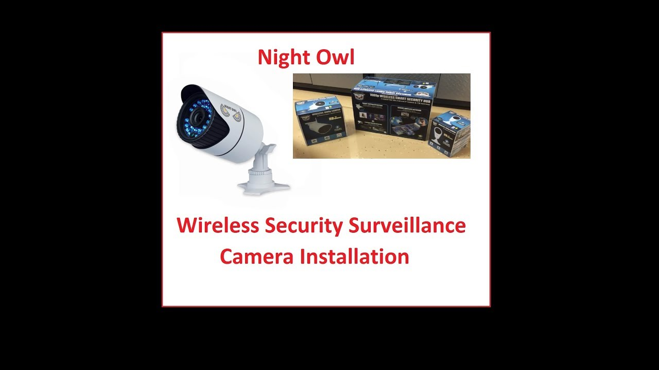 Install Cameras Outside Home Guthrie TX 79236