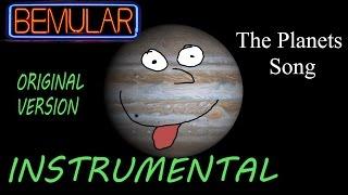 Bemular - The Planets Song (instrumental) (original version)