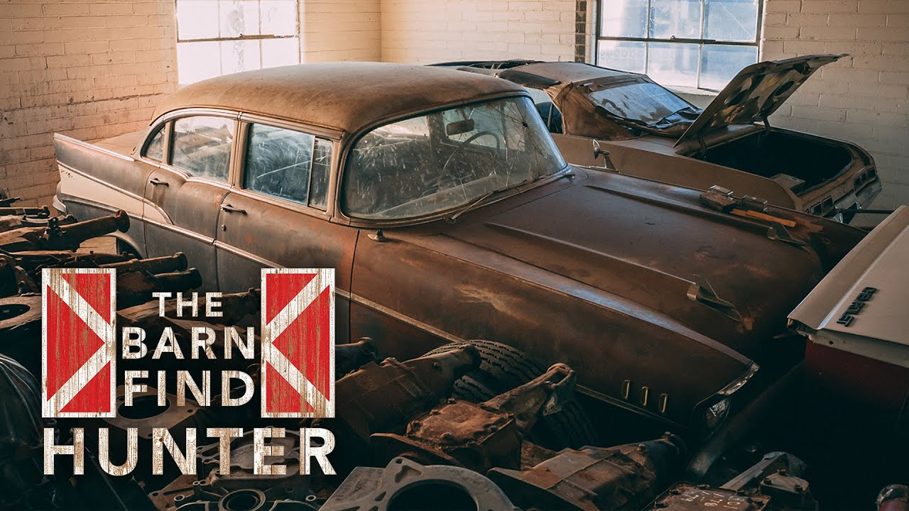 Barn Find Hunter: Southern Arizona