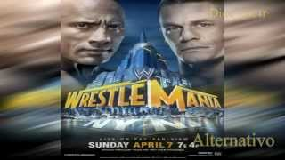 "WWE Wrestlemania 29 NEW Theme Song: ""Bones"" by Young Guns"