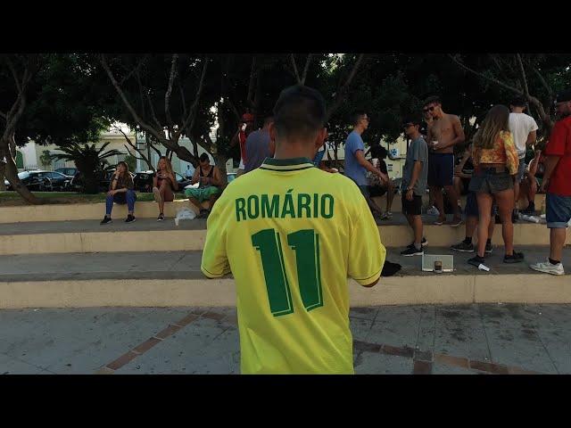 Vídeo de la canción Warriors de Fernando Costa
