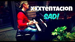XXXTENTACION - SAD! | Tishler Piano Cover