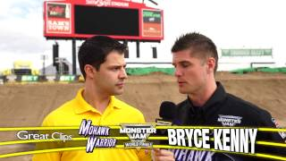 Drivers React to the Freestyle Track - Monster Jam World Finals XVIII