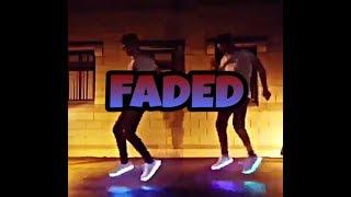 Faded Remix SHUFFLE - Umbrella SHUFFLE DANCE | Cutting Shapes