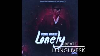 Speaker Knockerz   Lonely (Instrumental) Best Remake By JREBATZ