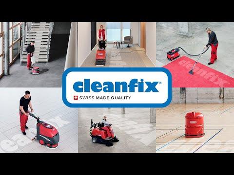 Cleanfix Tanıtım Videosu