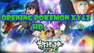 Pokémon XYZ Opening 1 auido latino 【FULL HD】
