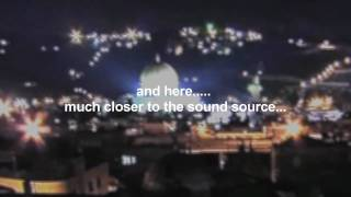 *NEW* Jerusalem UFO at Dome of the Rock- Revealed - Best full multi-camera audio/sound investigation