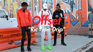 Offset - Ric Flair Drip (Official NRG Video)