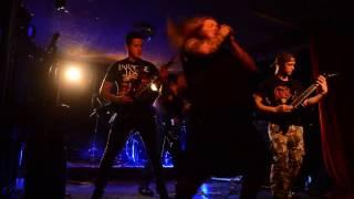 Defaced Humanity - Berserk (Live at Linse Berlin 25.02.2017)