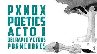 Del Rapto Y Otros Pormenores | PANDA | Poetics | Acto 1