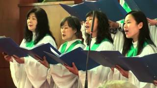 My Heart Will Praise The Lord (我心要稱謝耶和華) w/ translations in 14 languages