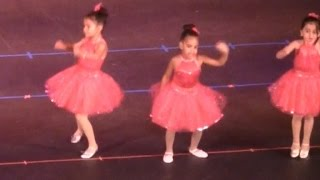 Beyonce's Daughter Blue Ivy Dancing at Recital Will Melt Your Heart